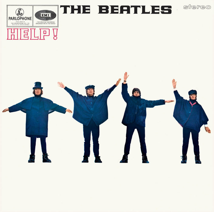 BEATLES Help! LP Vinyl NEW 2012 Re-Master