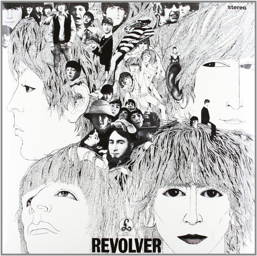 BEATLES Revolver LP Vinyl NEW 2009 REMASTERED