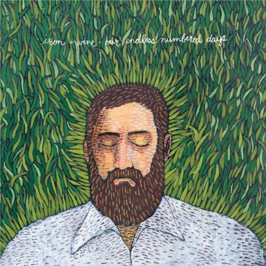 IRON AND WINE Our Endless Numbered Days LP Vinyl NEW 2009