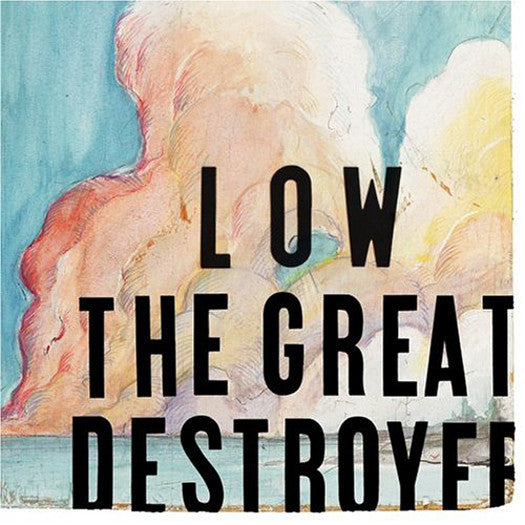 LOW GREAT DESTROYER LP VINYL NEW (US) 33RPM