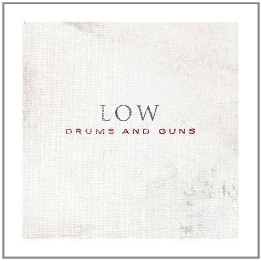 LOW DRUMS & GUNS LP VINYL NEW (US) 33RPM