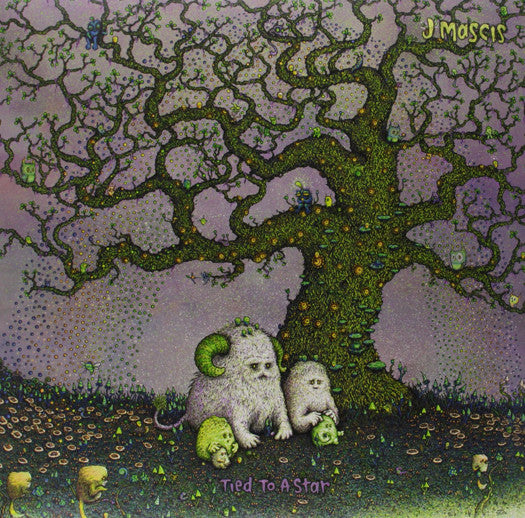 J MASCIS TIED TO A STAR LP VINYL NEW 33RPM 2014