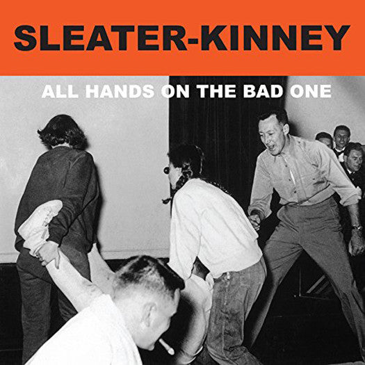 SLEATER TO KINNEY ALL HANDS ON THE BAD ONE LP VINYL 33RPM NEW REMASTERED