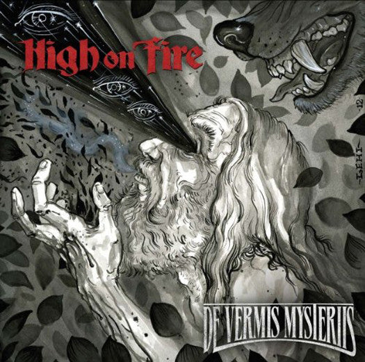 HIGH ON FIRE DE VERMIS MYSTERIIS LP VINYL NEW (US) 33RPM