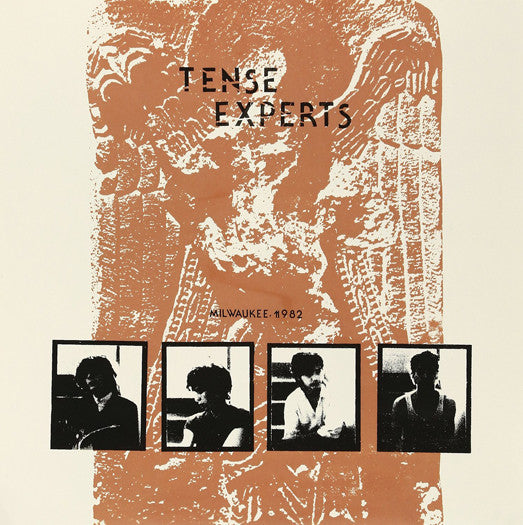 TENSE EXPERTS THREE SNAKE LEAVES LP VINYL NEW (US) 33RPM