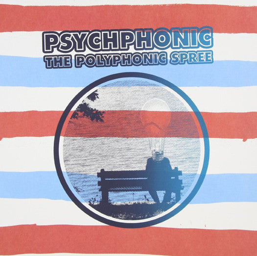 POLYPHONIC SPREE PSYCHPHONIC LP VINYL NEW (US) 33RPM