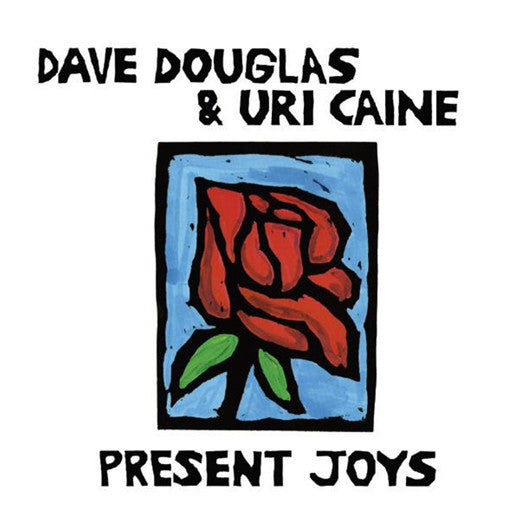 DAVE DOUGLAS AND URI CAINE PRESENT JOYS LP VINYL NEW 33RPM