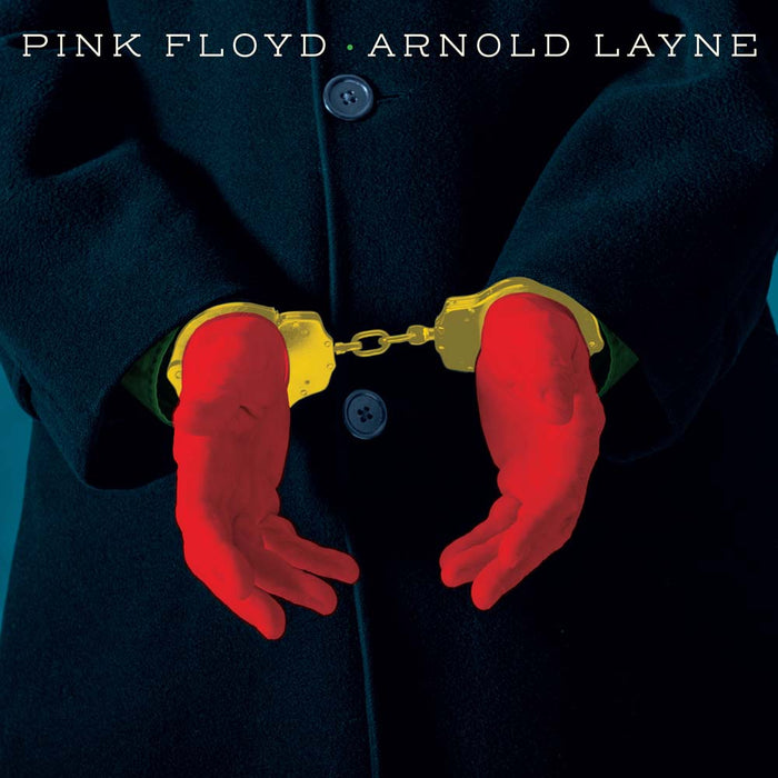 "Pink Floyd - Arnold Layne (Live) 7"" Vinyl Single Etched RSD Aug 2020"
