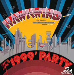 Hawkwind The 1999 Party Live 1974 Double Vinyl LP New RSD 2019