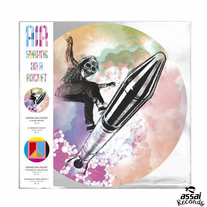 "Air Surfing On A Rocket 12"" Picture Disc Vinyl Single RSD 2019"