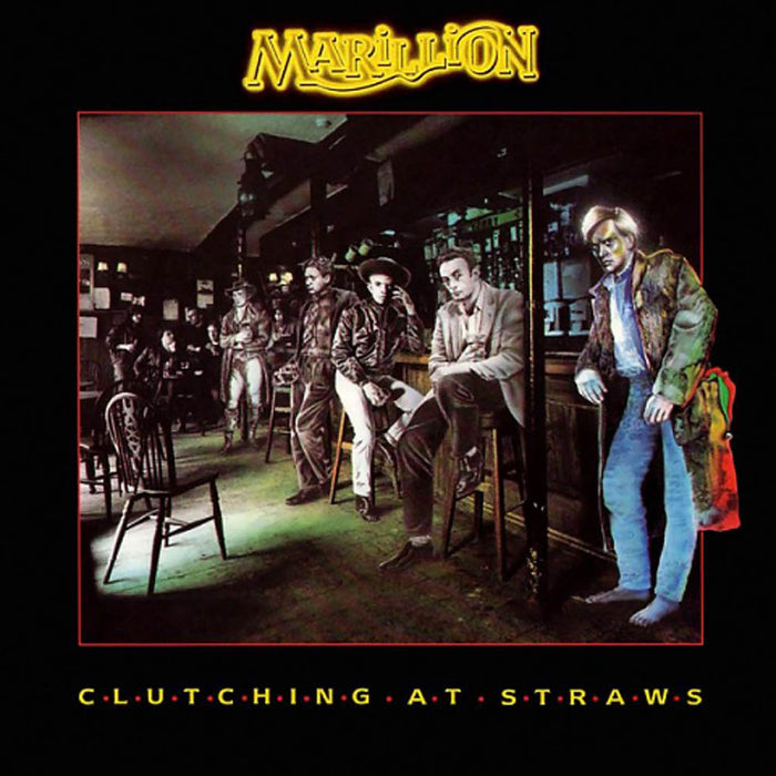 Marillion Clutching at Straws Deluxe 5 Vinyl LP New 2018