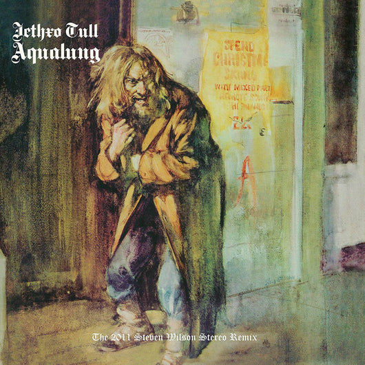 Jethro Tull - Aqualung Deluxe Edition Vinyl LP New 2018