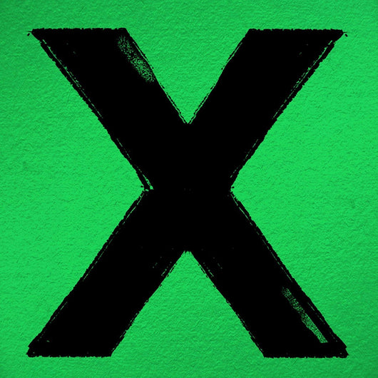 Ed Sheeran X Opaque Green Vinyl LP New PRE ORDER 24/08/18