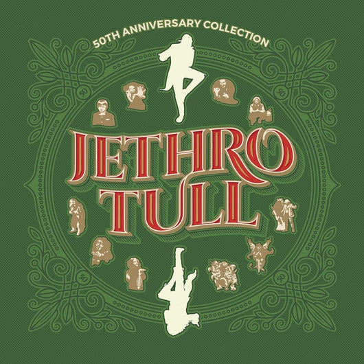 Jethro Tull 50th Anniversary Collection Vinyl LP New Pre Order 31/08/18