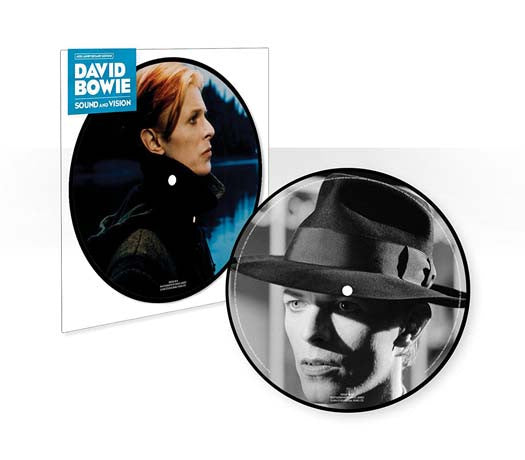DAVID BOWIE Sound and Vision PIC DISC 7