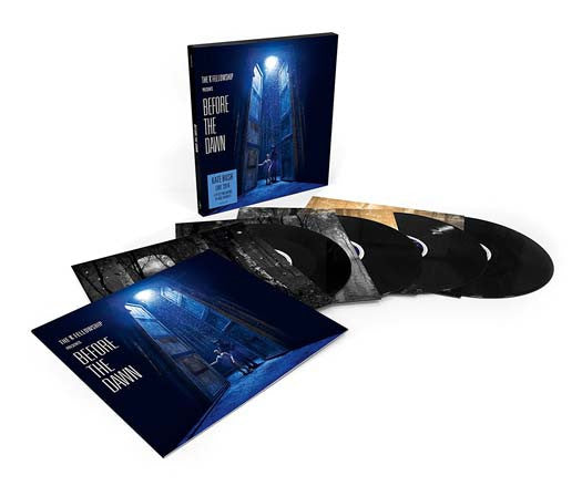 KATE BUSH  Before The Dawn 4LP Vinyl Set Brand NEW