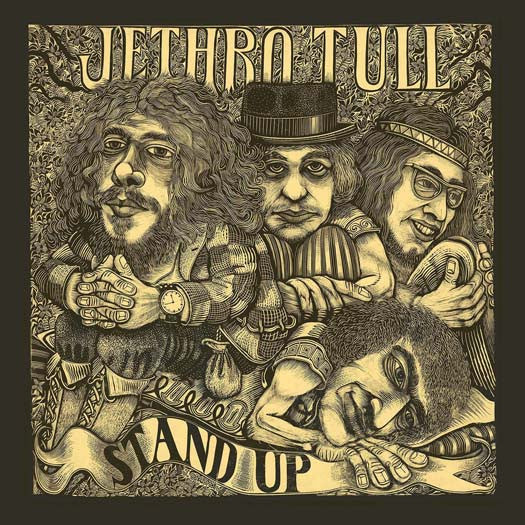 JETHRO TULL Stand Up Steven Wilson Remix LP Vinyl NEW 2017