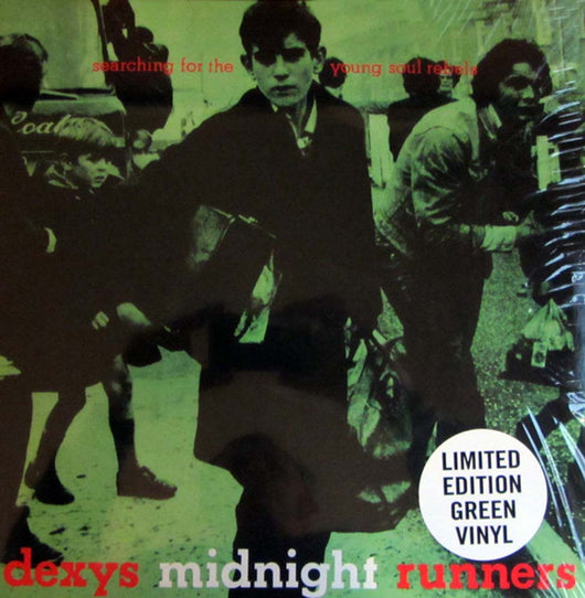 Dexys Midnight Runners Searching For Young Soul Rebels Green Vinyl LP B New 2016