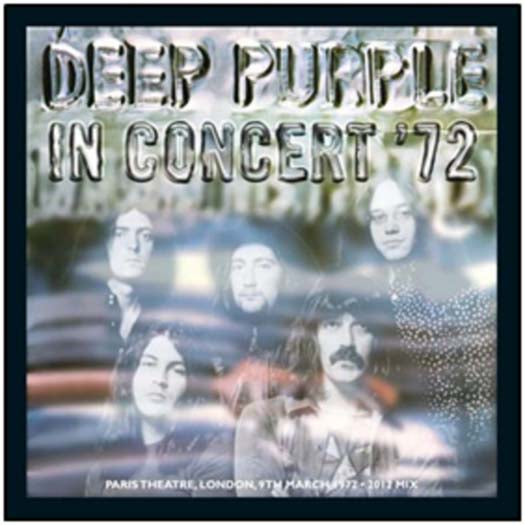 Deep Purple ‎In Concert 1972 Vinyl LP New 2016
