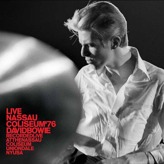 DAVID BOWIE Live Nassau Coliseum '76 2LP Vinyl NEW 2017