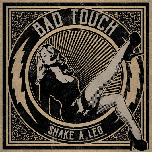 Bad Touch Shake a Leg Vinyl LP New Pre Order 05/10/18