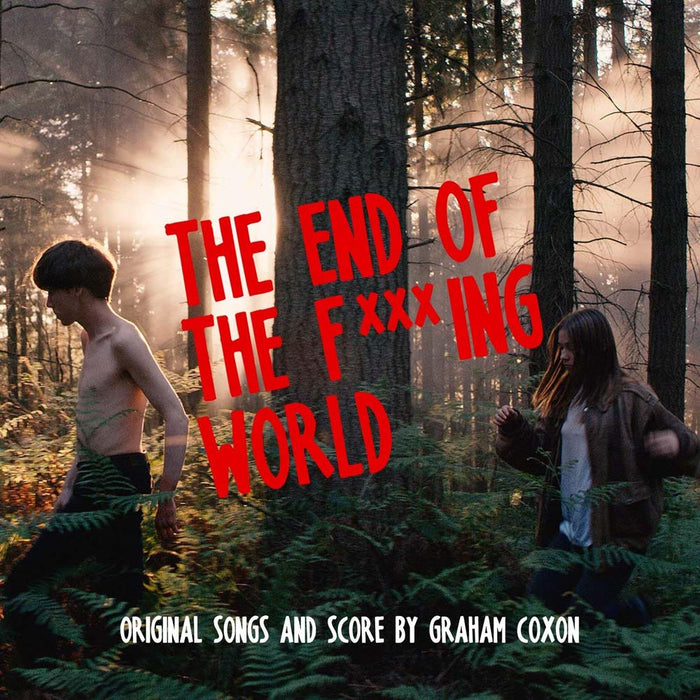 THE END OF THE F***ING WORLD Soundtrack (Graham Coxon) LP Vinyl NEW 2018