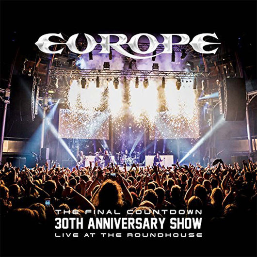 EUROPE The Final Countdown 30th Ann Show 2LP, 2CD & Blu Ray NEW 2017