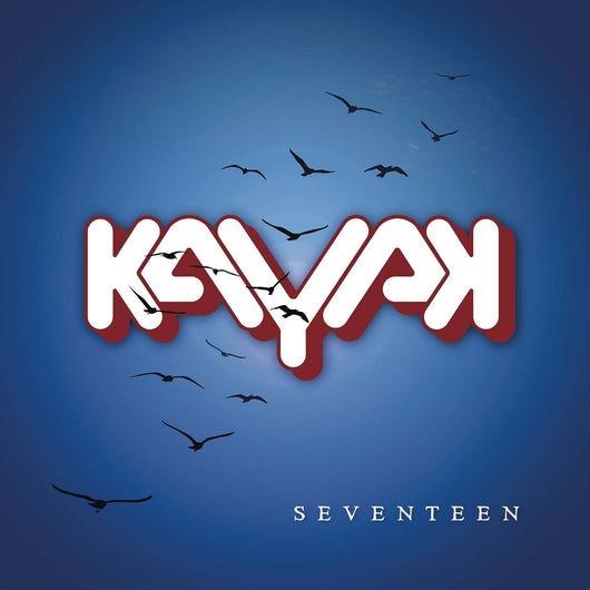 KAYAK Seventeen LP Vinyl NEW 2018
