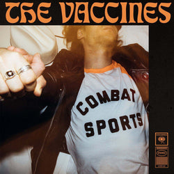 The Vaccines Combat Sports Orange Vinyl LP New 2018