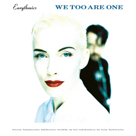 Eurythmics We Too Are One Vinyl LP New 2018