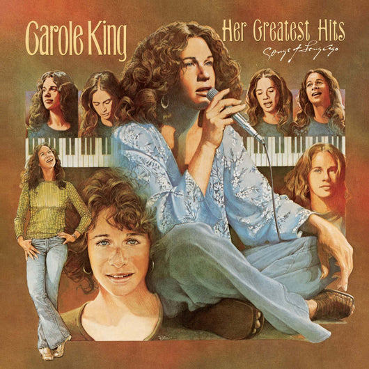 CAROLE KING Her Greatest Hits LP Vinyl NEW 2018