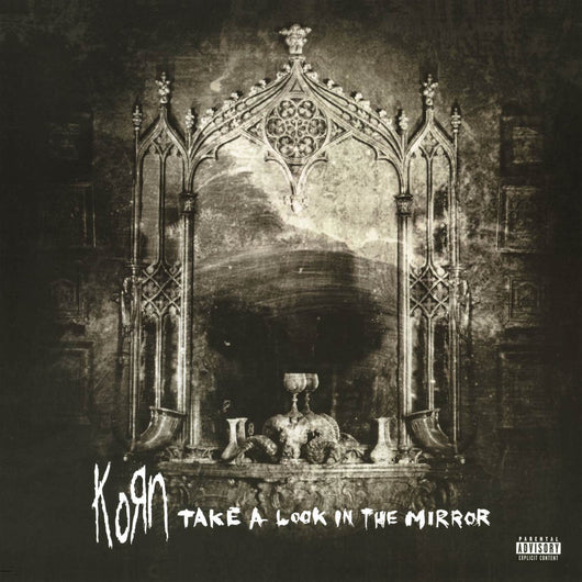 Korn Take a Look in the Mirror Double Vinyl LP New 2018