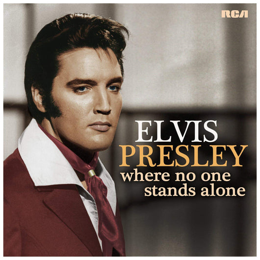 Elvis Presley Where No One Stands Alone Vinyl LP New 2018