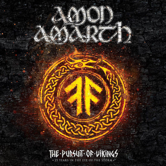 Amon Amarth The Pursuit of Vikings Double Vinyl LP New 2018