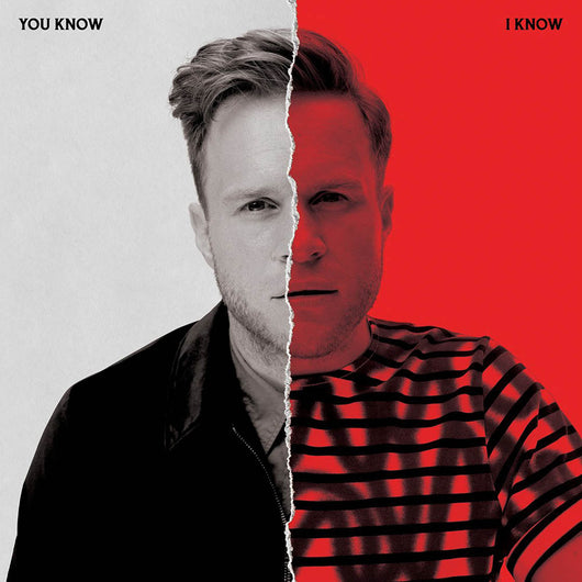 Olly Murs You Know I Know Vinyl LP New 2018