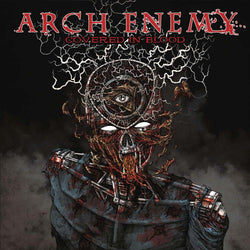 Arch Enemy Covered In Blood Vinyl LP New Pre Order 18/01/19
