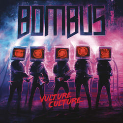 Bombus - Vulture Culture Vinyl LP New Pre Order 15/11/19