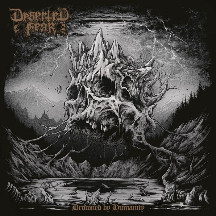 Deserted Fear Drowned by Humanity Vinyl LP New 2019
