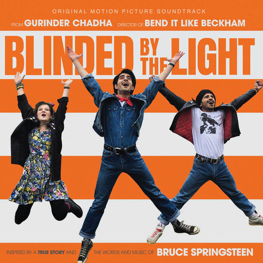 Blinded By The Light Soundtrack Double Vinyl LP New 2019