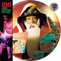 Jimi Hendrix - Merry Christmas ... Vinyl LP Picture Black Friday 2019