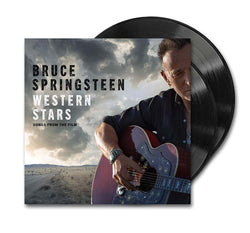 Bruce Springsteen - Western Stars From The Film Vinyl LP New Out 13/12/19