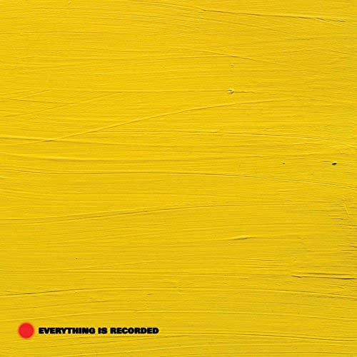 Everything Is Recorded ‎Everything Is Recorded Indies Ltd Yellow Vinyl LP New 2018