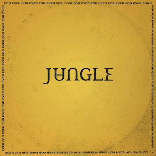 Jungle For Ever Vinyl LP Limited Yellow Coloured Edition New 2018