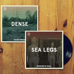 Sea Legs/Dense - Favourite Doll/Fever Vinyl Single 7