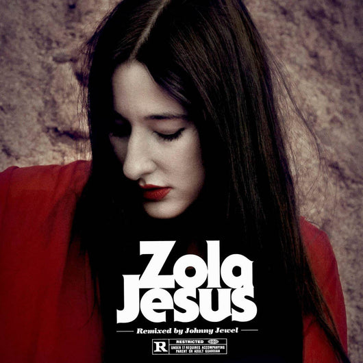 Zola Jesus Wiseblood Remixes Vinyl LP New 2019