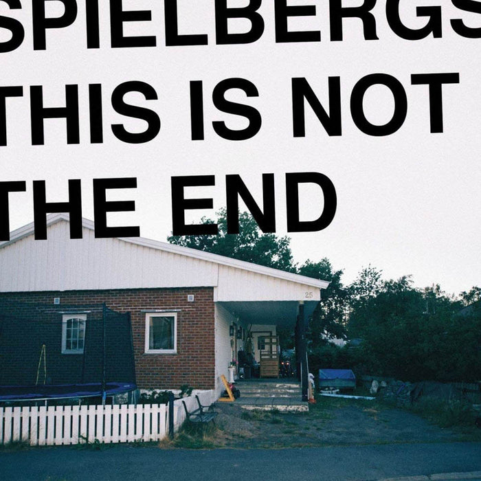 Spielbergs This is Not the End Vinyl LP New 2019