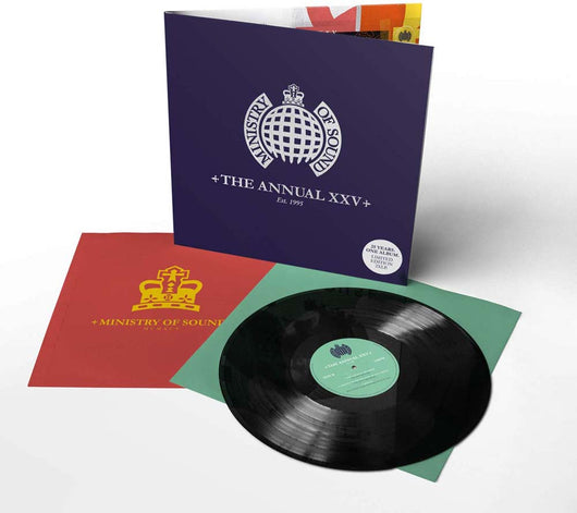 Ministry Of Sound - The Annual XXV Vinyl LP New 2019