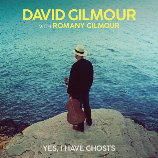 "David Gilmour - Yes I Have Ghosts 7"" Vinyl Single Black Friday 2020"