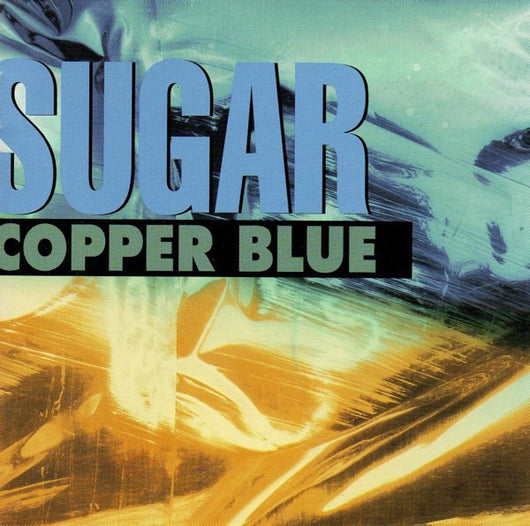SUGAR Copper Blue LP Vinyl RSD 2017 25th Anniversary Ltd triple colour gatefold