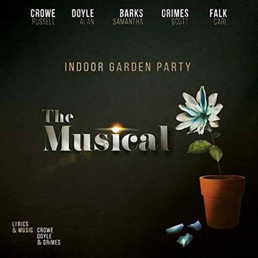 INDOOR GARDEN PARTY The Musical LP Vinyl NEW